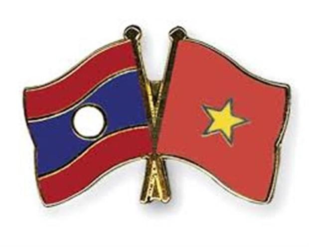 Estudiara gobierno de Laos experiencias vietnamitas en administracion hinh anh 1