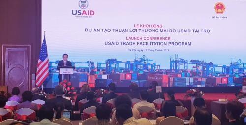 Implementan en Vietnam del Acuerdo de Facilitacion al Comercio hinh anh 1
