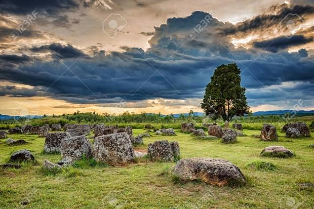 Reconocen meseta laosiana de Xieng Khouang como patrimonio de la humanidad hinh anh 1