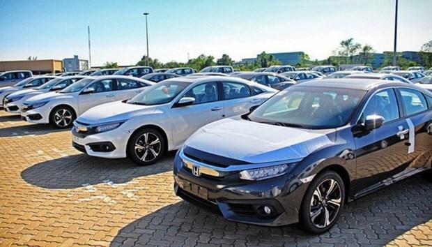 Suben ventas de vehiculos en Vietnam en primer semestre de 2019 hinh anh 1