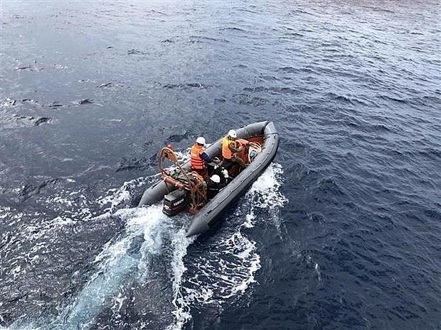 Pide Tailandia la ayuda de Vietnam para la busqueda de tripulantes desaparecidos hinh anh 1