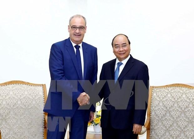 Vietnam trabaja por mejorar ambiente de inversion, dice premier hinh anh 1