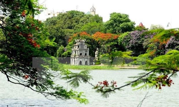 Celebraran en Vietnam XX aniversario del reconocimiento de Hanoi como Ciudad por la Paz hinh anh 1