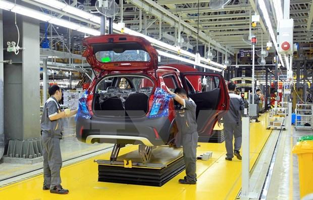 Perspectivas en la industria automotriz de la ASEAN hinh anh 1