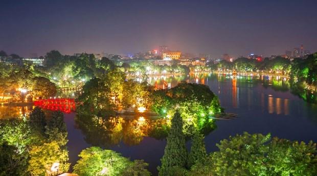 Publican libro sobre Hanoi, Ciudad por la Paz hinh anh 1