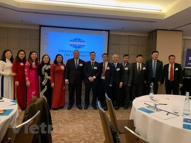 Busca provincia vietnamita de Binh Duong atraer inversiones australianas hinh anh 1
