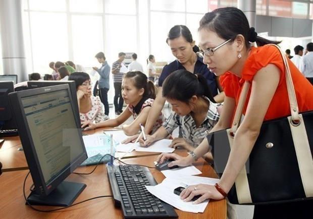 Reporta Vietnam 54,6 millones de empleos generados en segundo trimestre de 2019 hinh anh 1