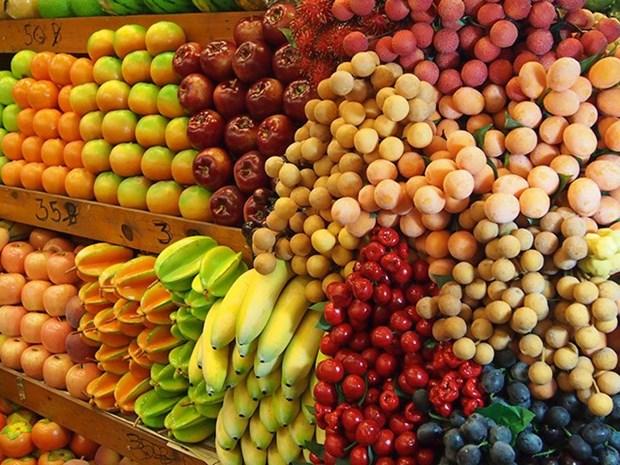 Aumenta Tailandia las exportaciones de frutas y verduras a China hinh anh 1