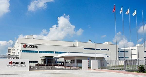Resaltan corporacion japonesa Kyocera importancia de sus inversiones en Vietnam hinh anh 1