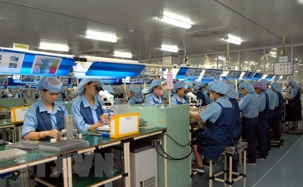 Crece inversion extranjera directa en primer semestre de 2019 en Ciudad Ho Chi Minh hinh anh 1