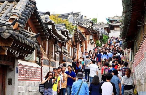 Crece turismo de negocios entre Corea del Sur y Vietnam hinh anh 1