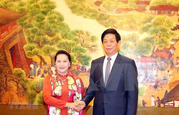 Estimula maxima legisladora de Vietnam inversiones chinas en sectores de alta tecnologia hinh anh 1