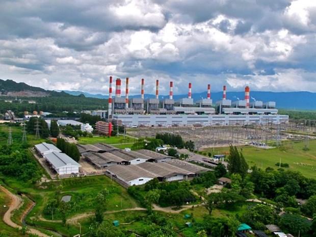 Tailandia moderniza su mayor central electrica hinh anh 1