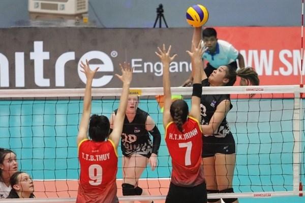 Comienza en Vietnam Campeonato Asiatico de Voleibol Femenino Sub-23 hinh anh 1