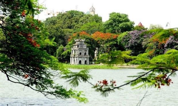 Destacan integracion y desarrollo de Hanoi como Ciudad por la paz hinh anh 1