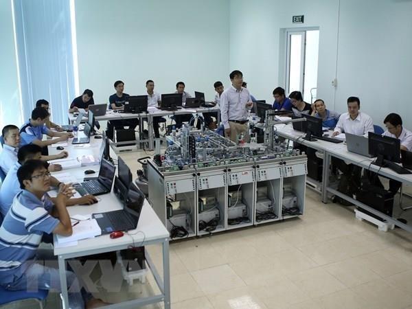 Destacan en Vietnam crecimiento en el sector de recursos humanos hinh anh 1