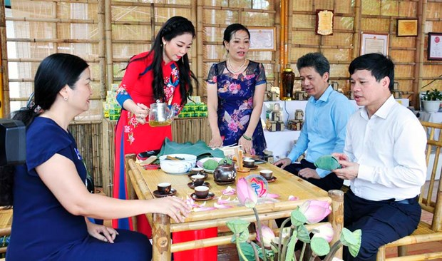 """Realizan en Hanoi festival culinario en su aniversario como """"Ciudad por la Paz"""" hinh anh 1"""