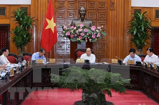 Insta premier de Vietnam a garantizar suministro de electricidad hinh anh 1