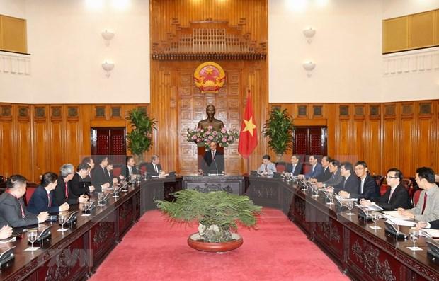 Promueve Vietnam incremento de las inversiones de Singapur hinh anh 1