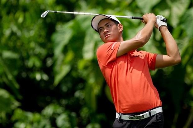 Acogera Vietnam torneo sudesteasiatico de golf amateur hinh anh 1