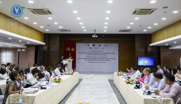 Efectuan en Vietnam seminario internacional sobre relaciones laborales hinh anh 1