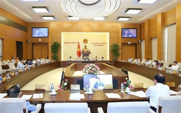 Convoca Asamblea Nacional de Vietnam a su octavo periodo de sesiones en octubre hinh anh 1