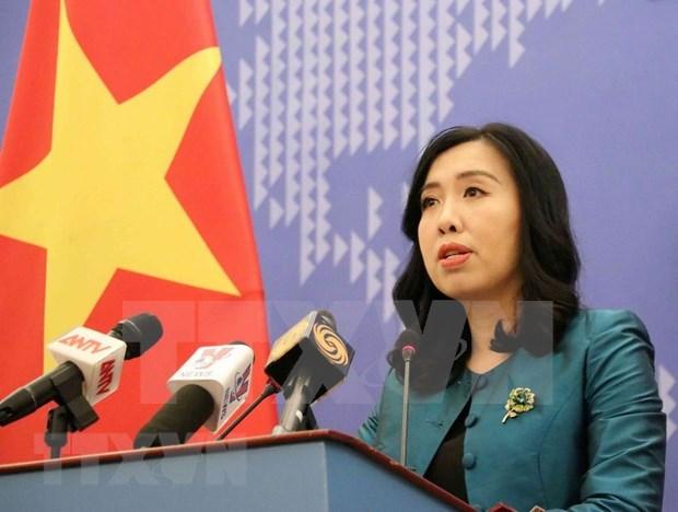 Vietnam reitera su soberania en el Mar del Este hinh anh 1