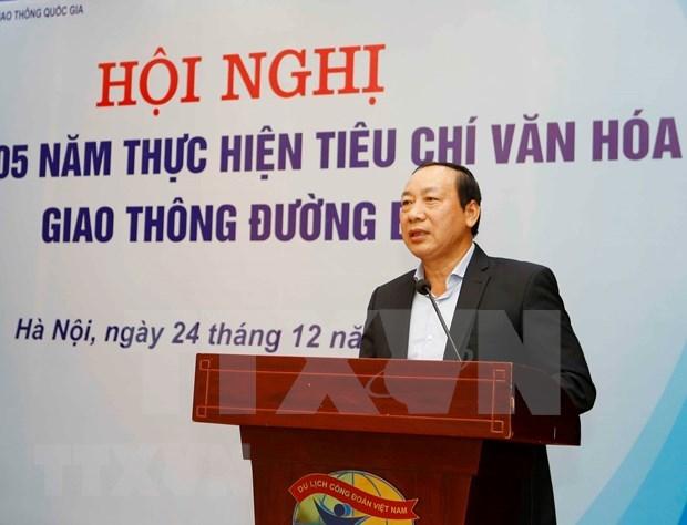 Aplican sancion disciplinaria contra exviceministro de Transporte de Vietnam hinh anh 1