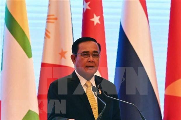 Anuncia primer ministro de Tailandia fin del gobierno militar hinh anh 1