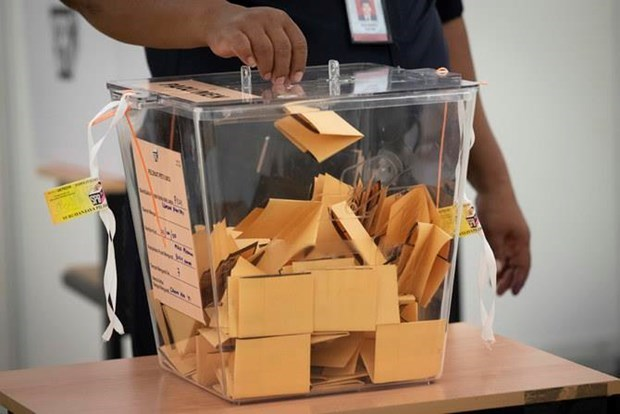 Aprueba Parlamento de Malasia proyecto de ley para reducir edad de votacion hinh anh 1