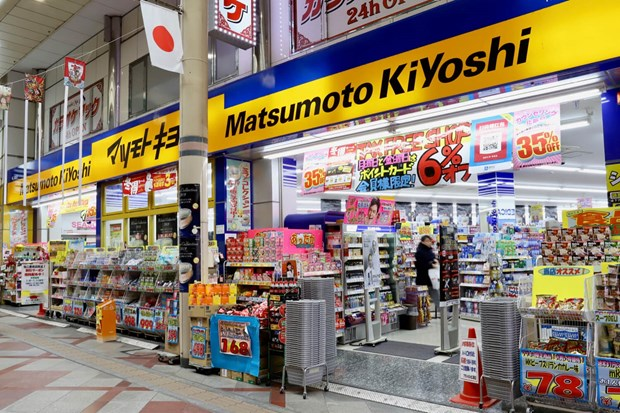 Desembarca en Vietnam cadena japonesa de farmacias Matsumoto Kiyoshi hinh anh 1