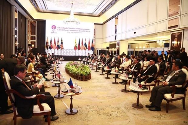 Acelera la ASEAN la facilitacion del comercio hinh anh 1