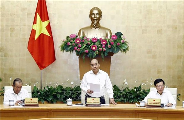 Aprecia primer ministro vietnamita resultados del Comite para la Gestion de Capitales Estatales hinh anh 1