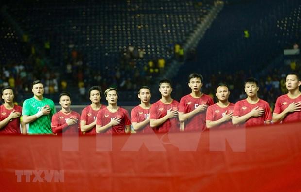 Definidos los rivales de Vietnam para eliminatorias asiaticas de Mundial 2022 hinh anh 1