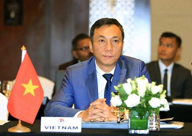 Asume Vietnam presidencia del Comite de Competiciones de la Confederacion Asiatica de Futbol hinh anh 1