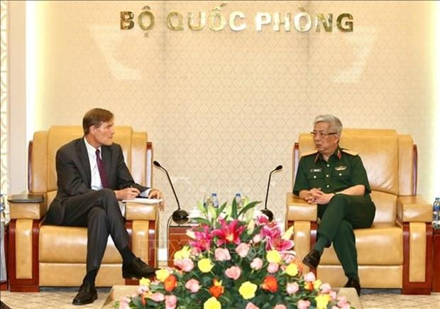 Vietnam y EE.UU. cooperan en superacion de consecuencias de sustancias quimicas hinh anh 1