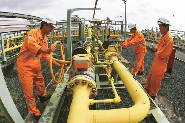 Supero grupo petrolero nacional de Vietnam las metas trazadas para primer semestre de 2019 hinh anh 1