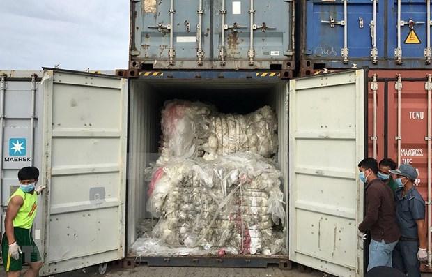 Devolvera Camboya cargamentos de basura a Estados Unidos y Canada hinh anh 1