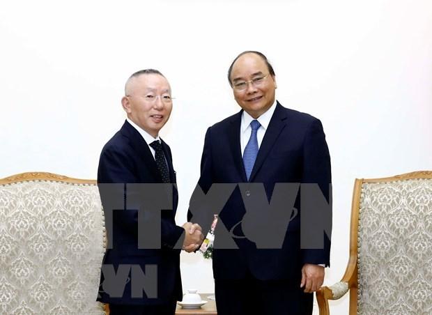 Vietnam promete garantias a inversores extranjeros hinh anh 1