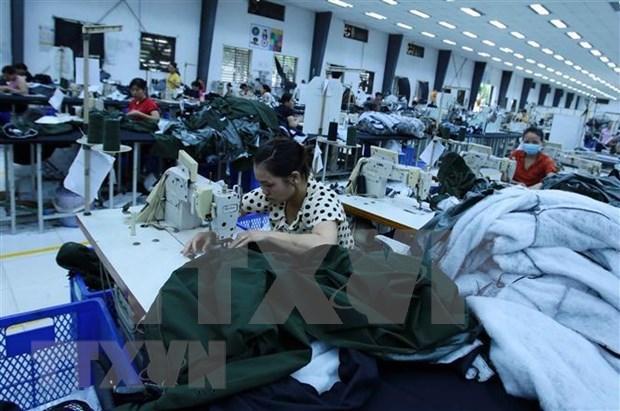Extendera grupo japones de confecciones textiles Matsuoka sus inversiones en Vietnam hinh anh 1
