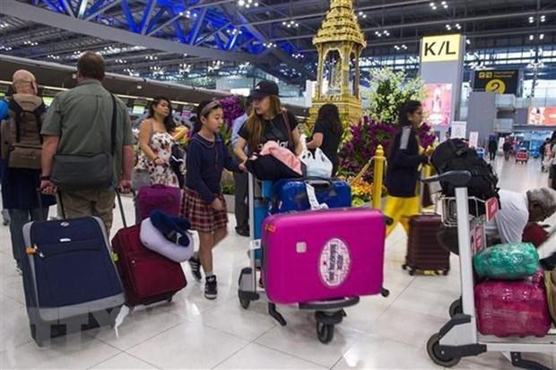 Aplica Tailandia nuevas reglas de aduanas para pasajeros de avion hinh anh 1