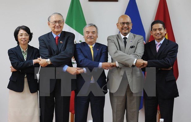 Aprecia ASEAN papel de Vietnam en Mexico a favor de ese bloque regional hinh anh 1