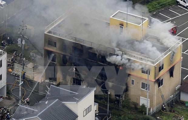 Expresa premier de Vietnam sus condolencias por el incendio en un estudio de anime en Japon hinh anh 1