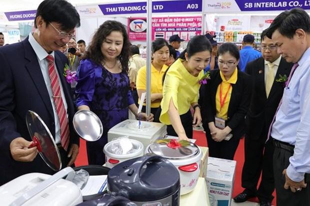 Inaugura Semana de Tailandia en provincia vietnamita de Ben Tre hinh anh 2
