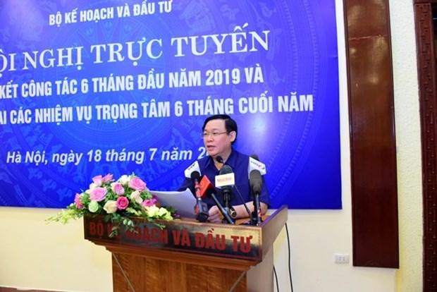 Exhortan al Ministerio de Planificacion e Inversion de Vietnam a ser pionero en la reforma economica hinh anh 1