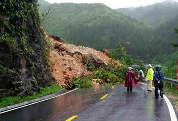 Desastres naturales causan perdidas de mas de 860 millones de dolares en Vietnam hinh anh 1