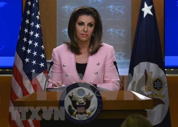 Estados Unidos rechaza la interferencia de China en actividades de exploracion de petroleo en el Mar del Este hinh anh 1