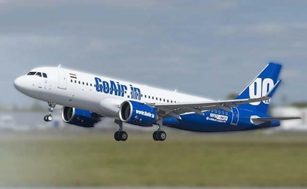 Planea aerolinea india GoAir abrir una ruta a Hanoi hinh anh 1