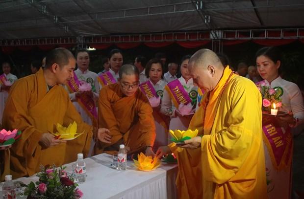 Celebran en Vietnam gran requiem en homenaje a heroes y martires hinh anh 1