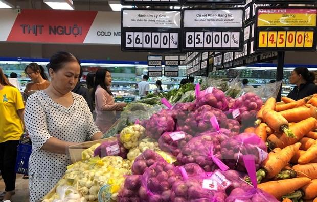 Registra Ciudad Ho Chi Minh alto crecimiento de ventas minoristas hinh anh 1